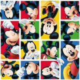 Saco P/Presente Mickey Mouse Disney 25X37 Cm C/40 Un. - Cromus