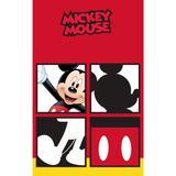 Saco P/Presente Mickey Mouse  Disney 38X28Cm C/40 Un. - Cromus