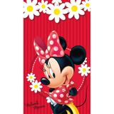 Saco P/Presente Minnie Disney Vermelho 47X32 Cm C/40 Un. - Cromus