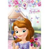 Saco P/Presente Princesinha Sofia Disney25X37Cm C/40 Un. - Cromus