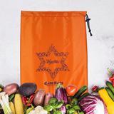 Saco para alimentos  térmico  Vegetais - Gadebags