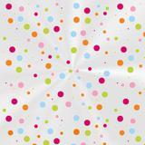 Saco Poli Transparente Decorad 15X22CM. Colore PCT.C/100 Cromus