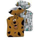 Sacola Plástica Scooby Doo 08 unidades - Festabox