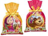 Sacola Surpresa Masha e o Urso - Regina festas