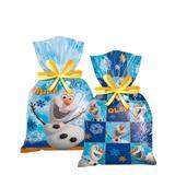 Sacola Surpresa Olaf Frozen 08 unidades Regina Festas