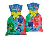 Sacola Surpresa para Lembrancinhas do PJ Masks - kit com 8 unid - Regina