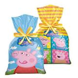 Sacola Surpresa Peppa Pig c/ 8 unid. - Regina festas