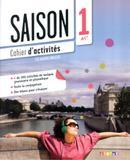 Saison 1 cahier dactivites + cd audio (a1+) - Didier/ hatier
