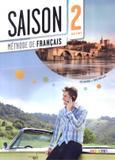 Saison 2 livre eleve + cd audio + dvd (a2+) - Didier/ hatier