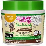 Salon Line To De Cacho Meu Pudinzinho de Coco Máscara 500g