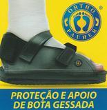 Sandália Para Gesso Proteção e Apoio Ortho Pauher AC210 - G-tech