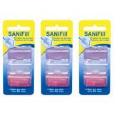 Sanifill Protetor De Cerdas C/3 (Kit C/03)