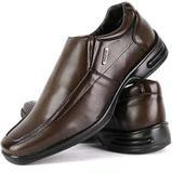 Sapato Masculino Ortopedico Anti Stress Palmilha Gel Promoçã - Sf