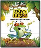Sapo cesio: uma historia de vida contagiante - Matrix