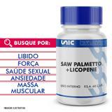 Saw Palmetto + licopene 60 Cáps - Unicpharma