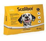 Scalibor coleira antiparasitária para cão grande - Msd saúde animal