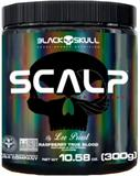Scalp raspberry true blood (150g) sabor framboesa - black skull