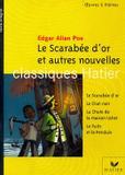 Scarabee dor et autres nouvelles, les - Didier/ hatier