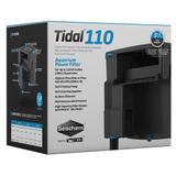 Seachem filtro tidal 110 2000l/h hangon p/ até 400l 127v - un