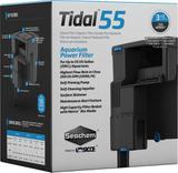 Seachem filtro tidal 55 1000l/h hangon p/ até 200l 220v - un