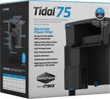 Seachem filtro tidal 75 1500l/h hangon p/ até 300l 127v - un