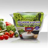 Secadora e Centrifugadora para Salada, Verduras e Legumes 4 litros verde - Plasútil