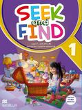 Seek and find students book with multi rom  digital book-1 - Macmillan