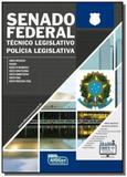 Senado federal - tecnico legislativo - 01ed/16 - Alfacon