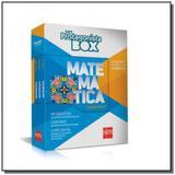 Ser protagonista box: matematica - volume unico - - Edicoes sm