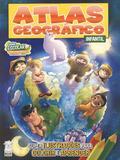 Serie Escolar-Atlas Geográfico - Rideel editora