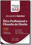 Serie metodo de estudo oab - etica profissional e - Editora metodo