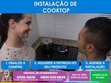 Serviço especializado de instalação de cooktop - Cdf