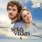 Sete Vidas - Nacional - CD - Som livre