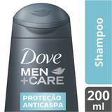 Shampoo Dove Men + Care Proteção Anticaspa 200ml - Unilever