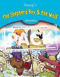 Shepherd boy and the wolf, the - students pack - with audio cd and dvd-rom - Express publishing - readers