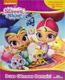 Shimmer And Shine: Duas Gêmeas Demais Miniaturas - Melhoramentos