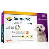 Simparic 2,6 a 5kg 10mg 1 comprimido - Zoetis