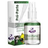 Sistema de Terapia Homeopet Auxílio ao Parto Pró-Parto 30 ml