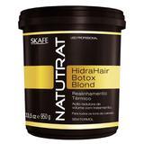 Skafe Natutrat Hidrahair Botox Blond - Tratamento