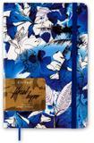 Sketchbook Floral Hype por Gabriel Oliveira 80 g/m² 14,0 x 21,0 cm com 160 Páginas Cicero