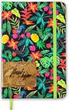 Sketchbook Floral Hype por Natália Sicsú 80 g/m² 14,0 x 21,0 cm com 160 Páginas Cicero