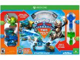 Skylanders Trap Team Starter Pack - para Xbox One Activision 2 Personagens