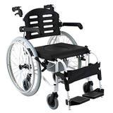 (Sl)Cadeira Higienizacao Aluminio Aro 24 Sl155 Praxis