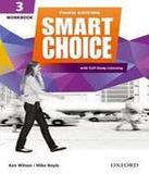 Smart Choice 3 - Workbook With Self-study Listening - 03 Ed - Oxford