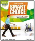 Smart choice starter multi-pack a pk 3ed - Oxford