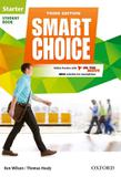 Smart choice starter sb with online practice - 3rd ed - Oxford university
