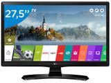 "Smart TV LED 27,5"" LG 28MT49S-PS - WebOS Conversor Digital Wi-Fi 2 HDMI USB"