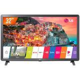 Smart TV LED 32 HD LG 32LK615BPSB 2 HDMI 2 USB Wi-Fi e Conversor Digital Integrados