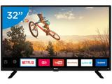 "Smart TV LED 32"" Philco PTV32G50SN - Conversor Digital Wi-Fi HDMI USB"