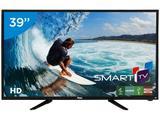"Smart TV LED 39"" Philco PH39N91DSGWA - Android Conversor Digital Wi-Fi 2 HDMI 2 USB"